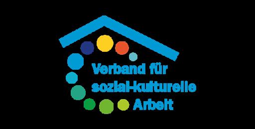 Logo des Verbands für sozial-kulturelle Arbeit